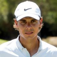 Nadal arrête le tennis ... pour jouer au golf (PHOTOS)