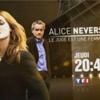 Alice Nevers, le juge est une femme sur TF1 ce soir : vos impressions (VIDEO)
