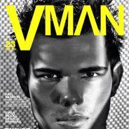 PHOTO - Taylor Lautner so hot en Une de Vman : il dit tout sur son rôle dans Twilight