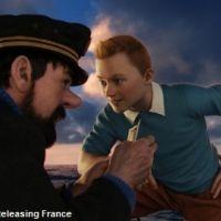 Les aventures de Tintin de Spielberg : de nouvelles images (PHOTOS)