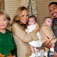 Mariah Carey et ses jumeaux : elle les a enfin montré à la TV
