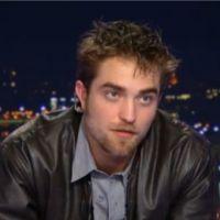 Robert Pattinson nous parle de Twilight 4 en français au JT de 20h (VIDEO)