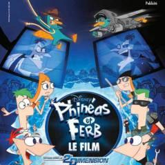 Phinéas et Ferb sur Disney Channel : c'est aujourd'hui (VIDEO)