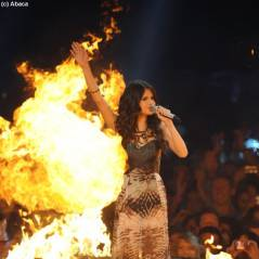 MTV EMA 2011 : Selena Gomez met le feu, Lady Gaga est dans la lune (PHOTOS)