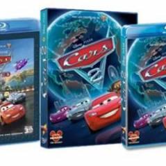 EXCLU : Cars 2 ...  un extrait des bonus avec Martin (VIDEO)