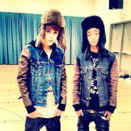 Justin Bieber et Jaden Smith : les deux amis se laissent pousser les poils pour l'hiver (PHOTO)