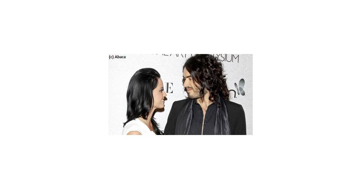 katy perry et russel brand pas de divorce le couple donne une r ponse aux rumeurs. Black Bedroom Furniture Sets. Home Design Ideas