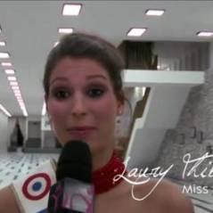 Miss France 2012 : Laury Thilleman surfe sur ses dernières heures (VIDEO)