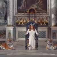 Lana del Rey : Born to Die, un clip qui sort les tigres (VIDEO)