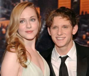 Jamie Bell et Evan Rachel Wood