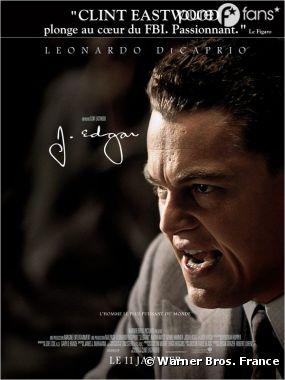 Affiche de J. Edgar