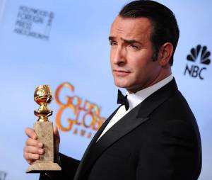 Jean Dujardin et son Golden Globes