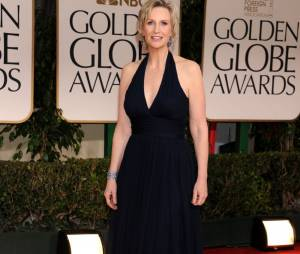 Jane Lynch aux Golden Globes 2012