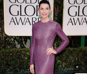 Julianna Margulies aux Golden Globes 2012