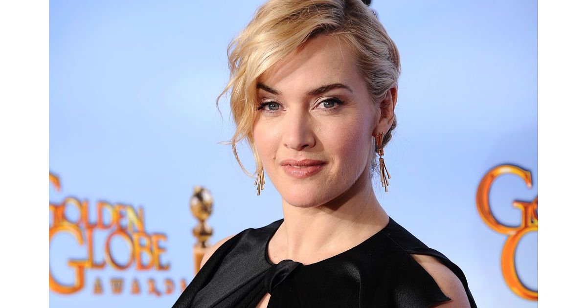 kate winslet aux golden globes 2012