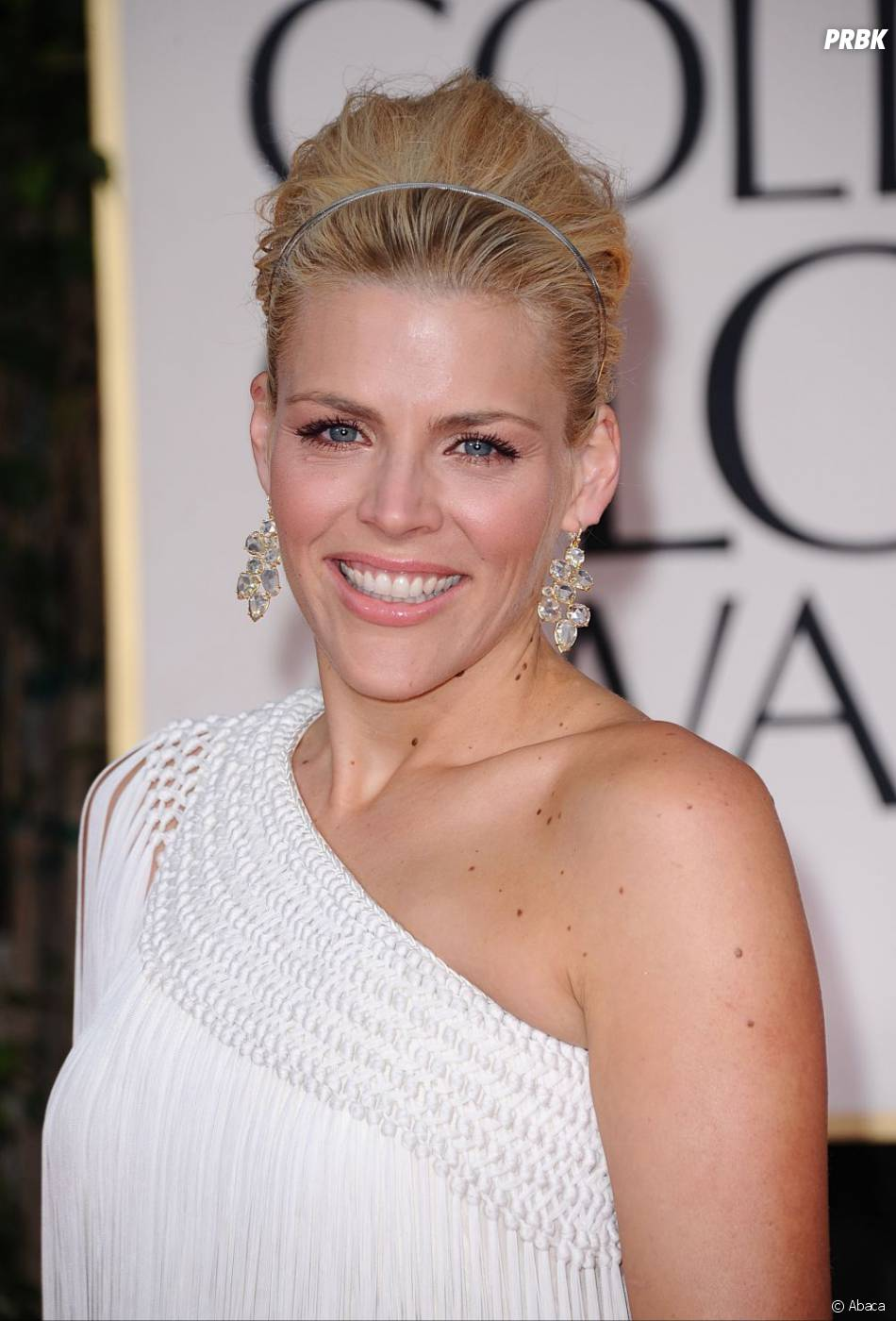 Busy Philipps aux Golden Globes 2012