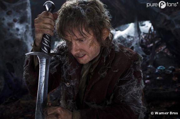 Bilbo le Hobbit : un voyage inattendu - une photo dévoilée mi janvier 2012.