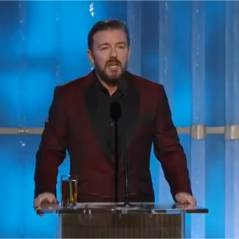 Golden Globes 2012 : Justin Bieber clashé par Ricky Gervais, ses fans se mobilisent sur Twitter
