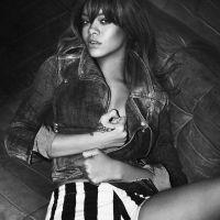 Rihanna pour Armani : so sexy en lingerie (PHOTOS)