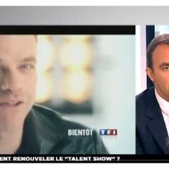 The Voice : Nikos donne de la voix et défend le télé-crochet (VIDEO)