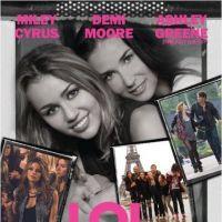 Miley Cyrus et Demi Moore : l'affiche de LOL Made in USA est là (PHOTOS)