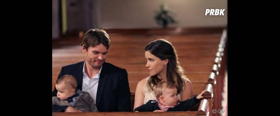Julian, Brooke et leurs deux fils