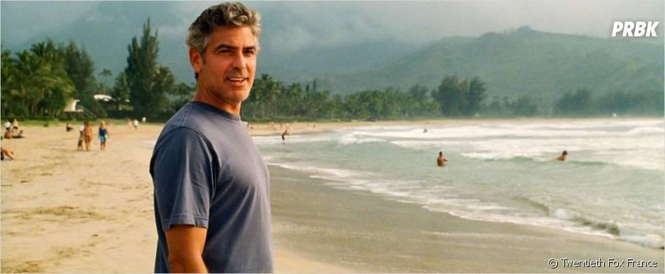 George Clooney dans The Descendants