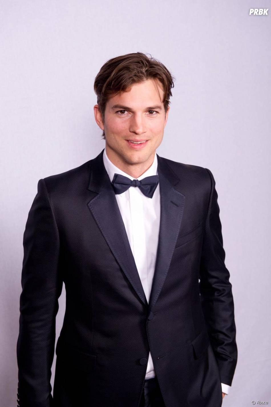 Ashton Kutcher est à tomber en costard