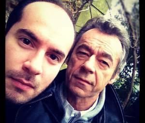 Michel Denisot et Kyan Khojandi