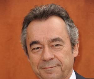 Michel Denisot, présentateur du Grand Journal de Canal+