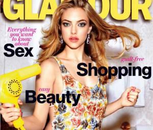 Amanda Seyfried, magnifique pour Glamour