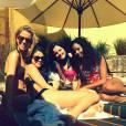 Selena Gomez et ses copines hihihihi