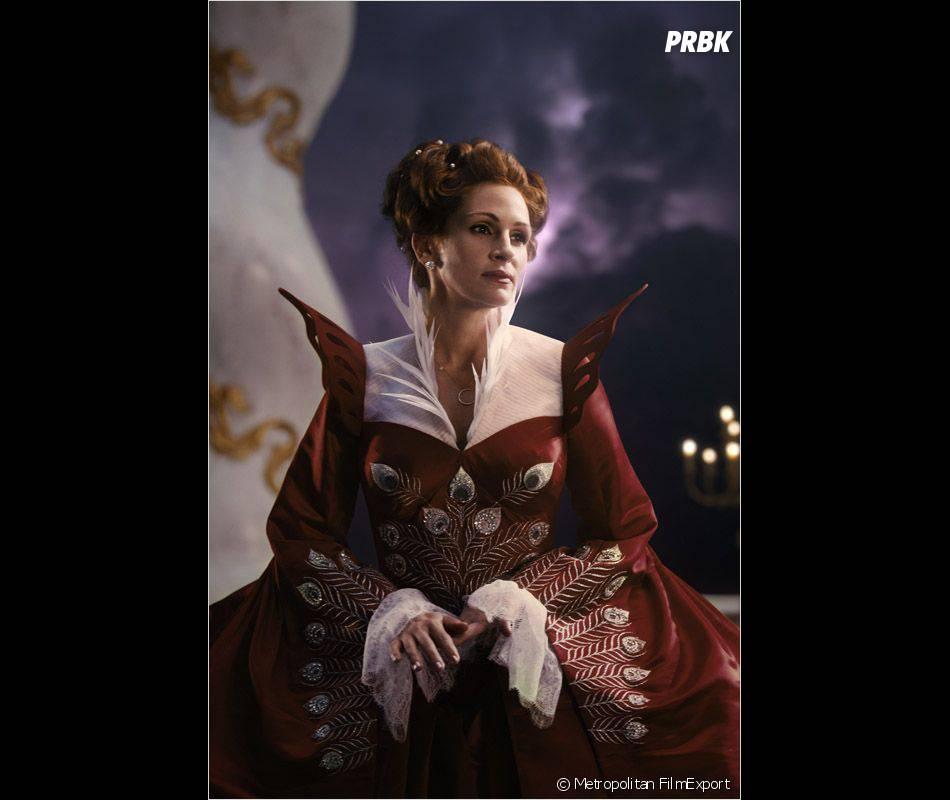 Julia Roberts dans son rôle de reine maléfique