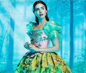 Lily Collins : superbe dans Mirror Mirror
