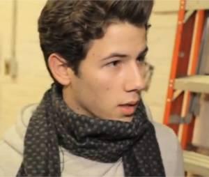 Nick Jonas nous montre les coulisses de sa comédie musicale sur Brodway