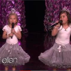 Grammy Awards 2012 : Sophia Grace et Rosie, deux mini-princesses qui ont le swag' (PHOTO et VIDEO)
