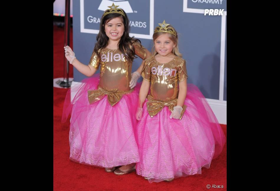 Sophia Grace et Rosie bientôt célèbres