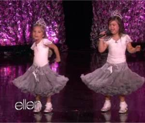 Quand Sophia rappe, Rosie danse !