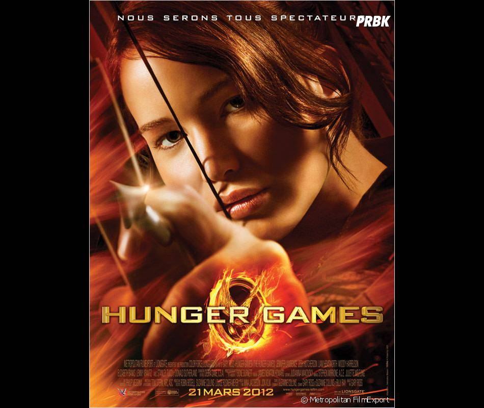 Affiche de Hunger Games