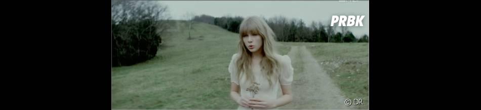 Taylor Swift, fleur fragile dans le clip de Safe & Sound
