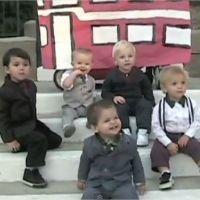 One Direction façon couche-culotte : des bébés talents en herbe (VIDEO parodie)