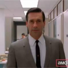 Mad Men saison 5 : Don Draper enfin de retour, en grande pompe (VIDEOS)
