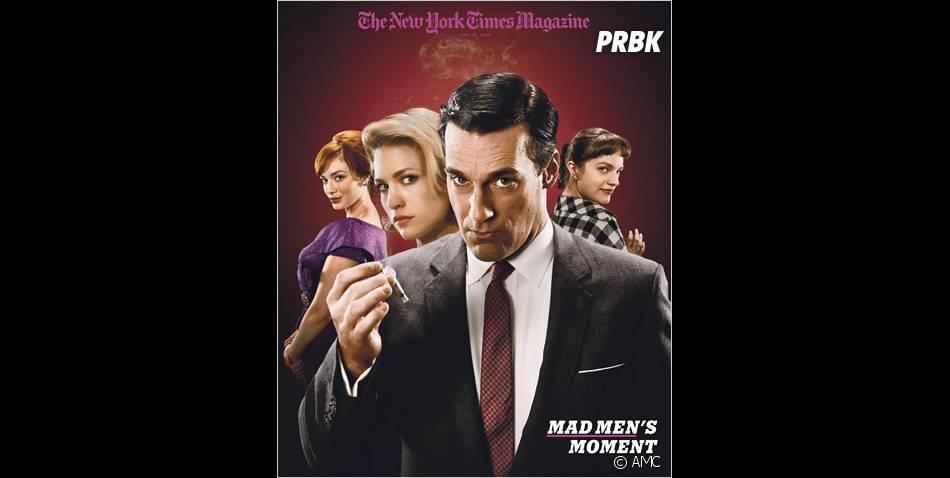 Mad Men de retour à l'antenne le 25 mars 2012