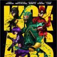 Affiche de Kick-Ass sorti en 2010