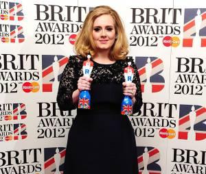 Adele a encore raflé la mise