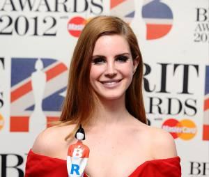 Au moins, Lana Del Rey a des fans en Angleterre