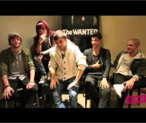 L'interview exclusive de The Wanted pour Celebuzz