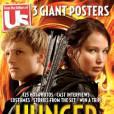 Katniss et Peeta se partagent la une de US