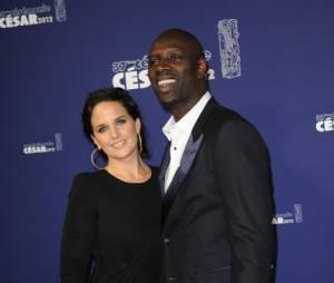 Omar Sy et sa femme Hélène