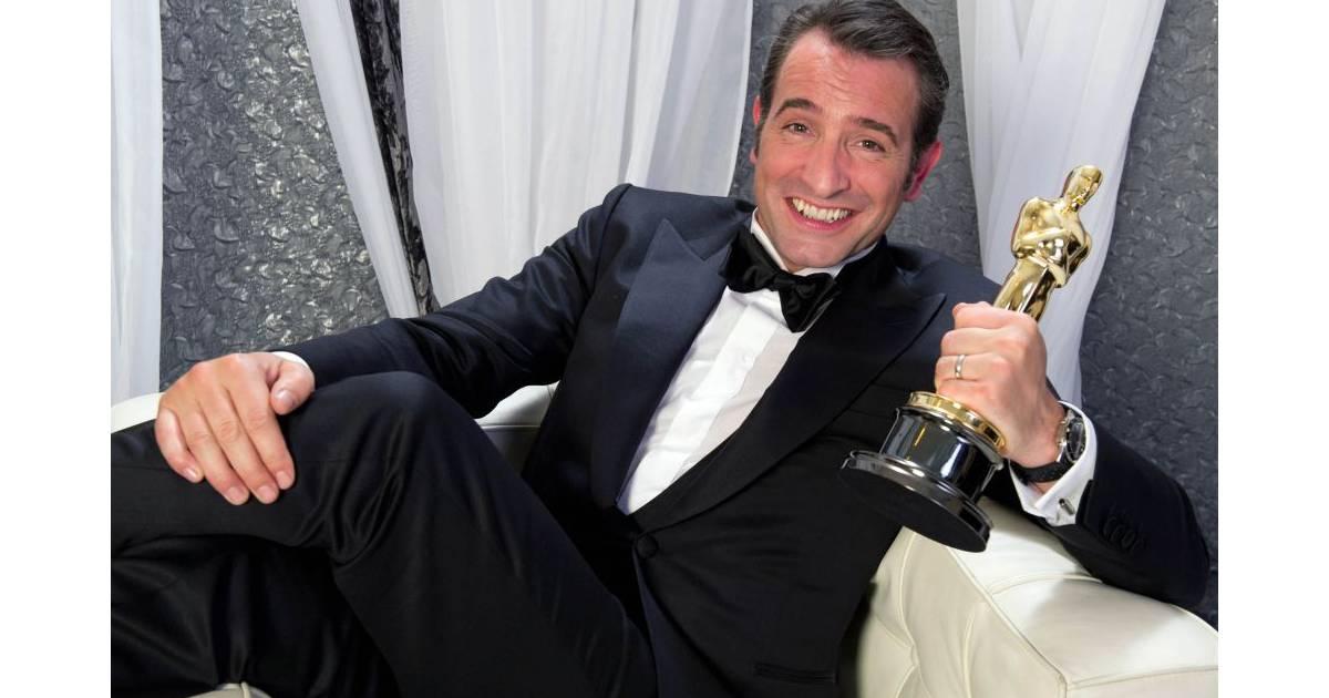 Jean dujardin oscar 2012 du p tain le plus m diatique for Jean dujardin 30 ans